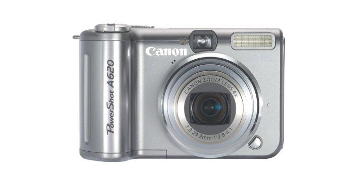 Digitalni aparat CanonA620