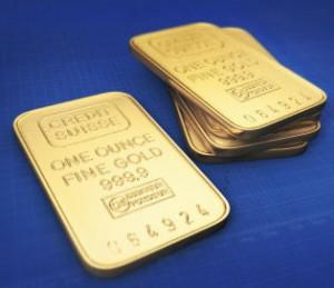 Zlatne pločice sa certifikatom i žigom