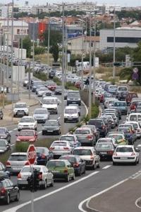 gužva u prometu
