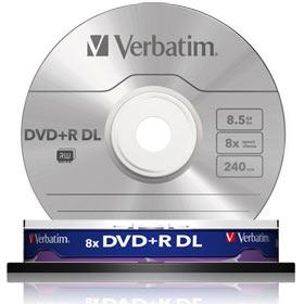 prazni dvd medij za pohranu podataka