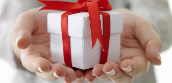 kako zapakirati poklon