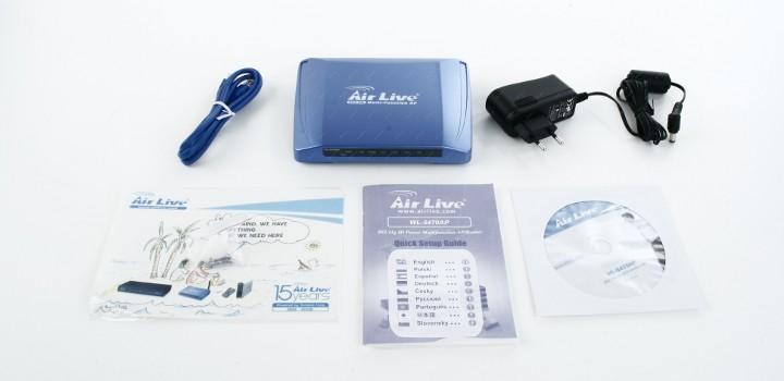Wireless Access Point WL-5470AP