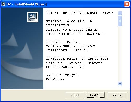 instaliranje bežične kartice wireless lan