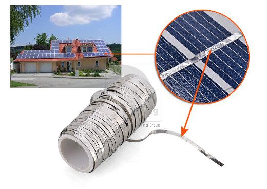 žica za povezivanje solarnih ćelija
