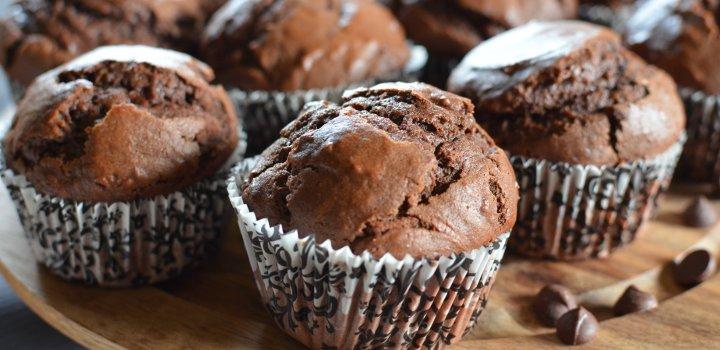 ukusni čokoladni muffini