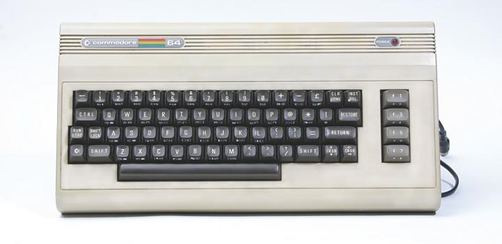 commodore-64 računalo na kojem su mnogi počeli