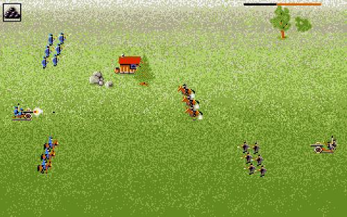 North vs South Amiga 500