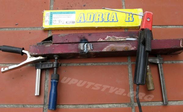 Adria R Hobi elektroda