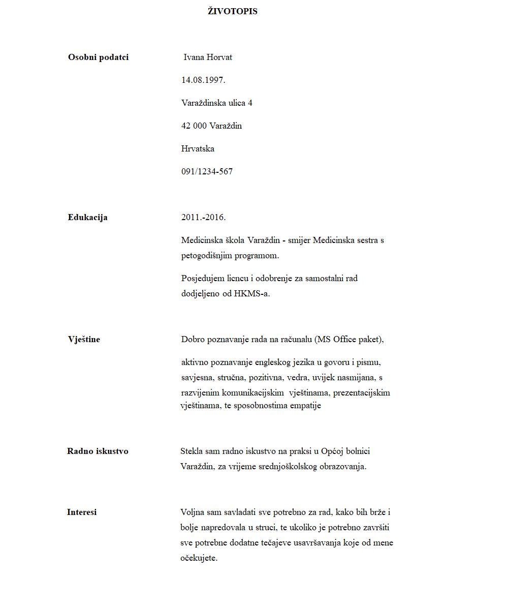 zivotopis_medicinski_tehnicar