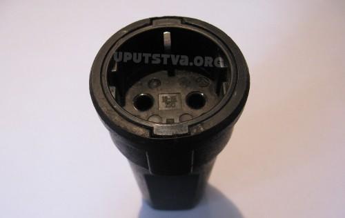 utičnica za produžni kabel