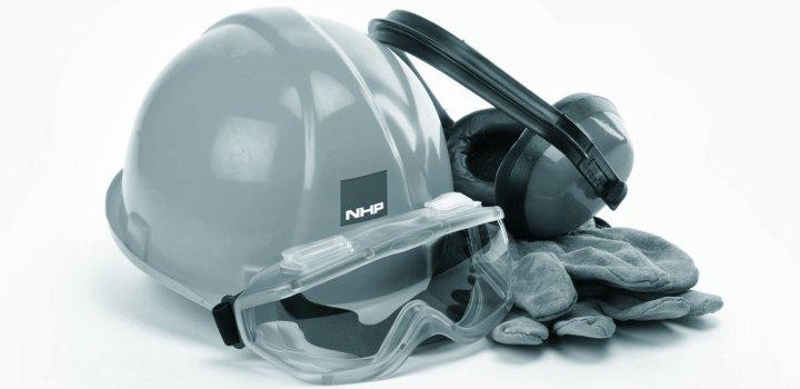 zaštitna oprema za siguran rad