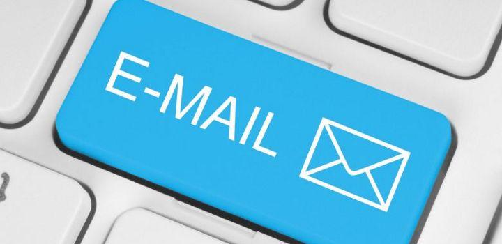 e-mail ilustracija