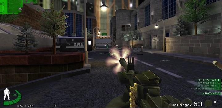 Urban Terror besplatna igrica za pc u prvom licu fps