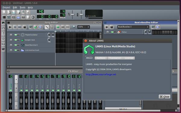 lmms program
