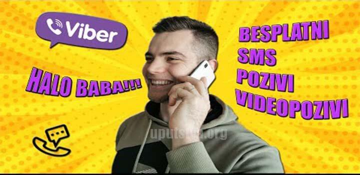 Pozivi i poruke potputno besplatno – Viber