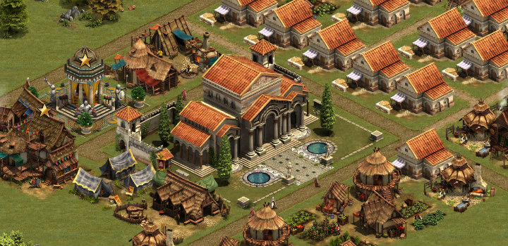 Zaigrajte Forge of Empires